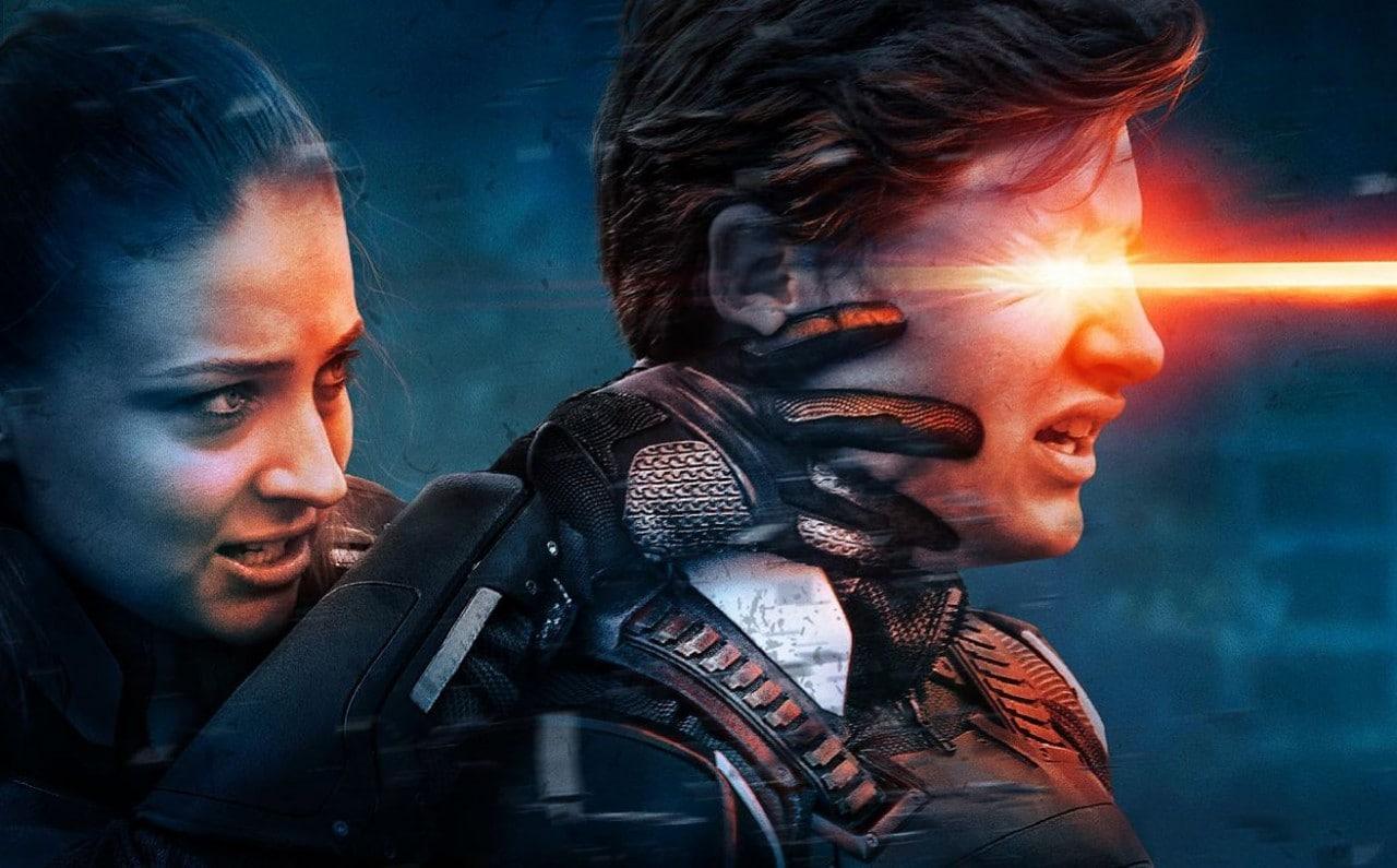 X-Men Apocalisse copertina