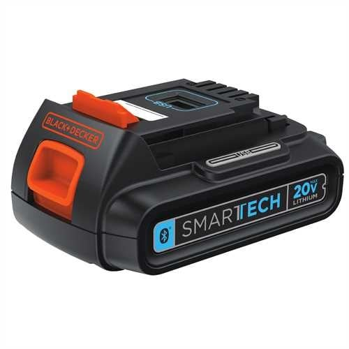 batteria smart smartech black decker
