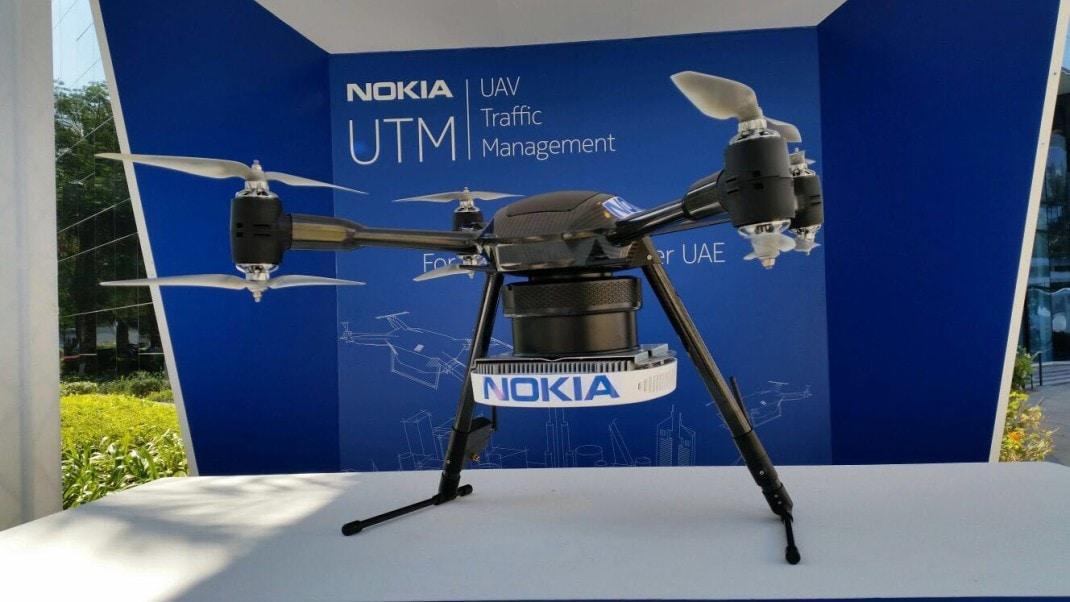 drone nokia