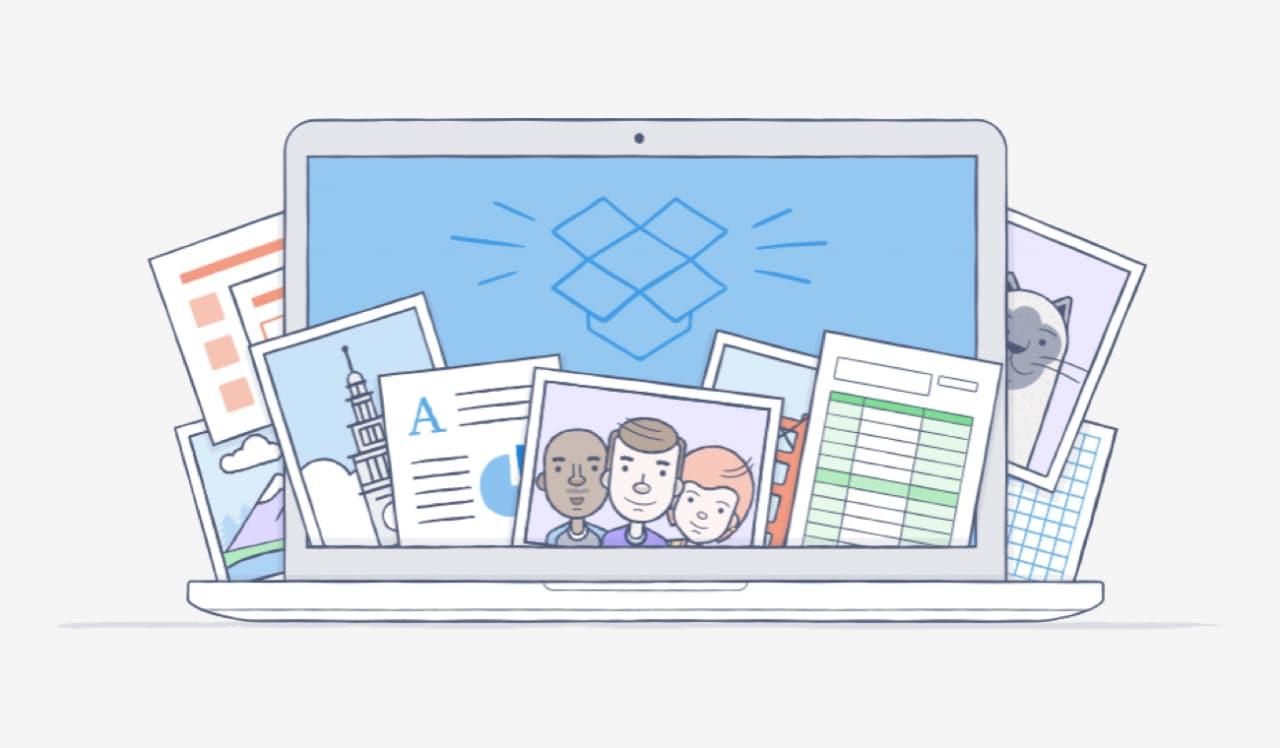 Novità Dropbox: cartelle per i team e pannello amministratori migliorato