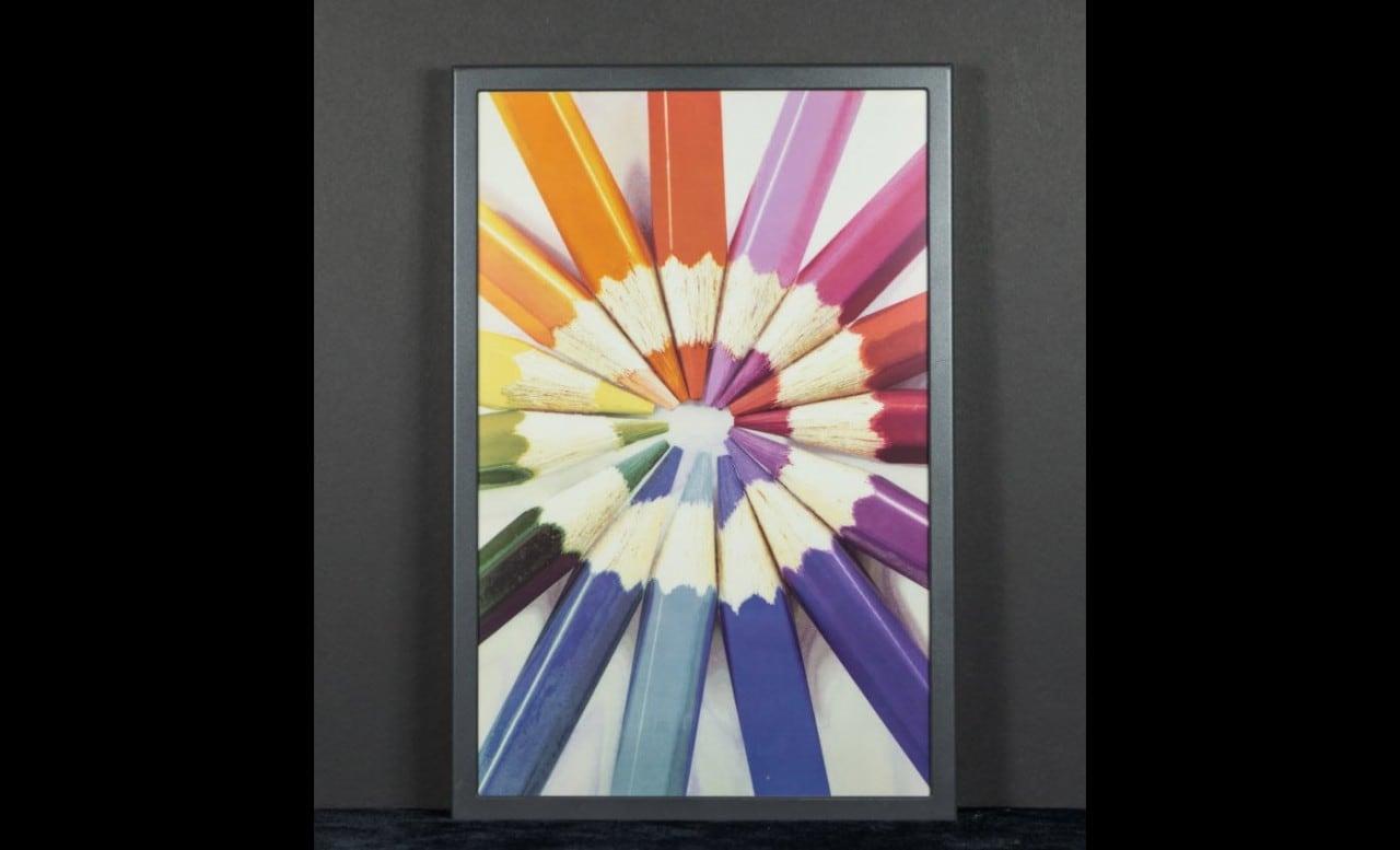 e ink display colori