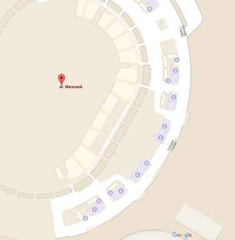 google maps olimpiadi 2016 2