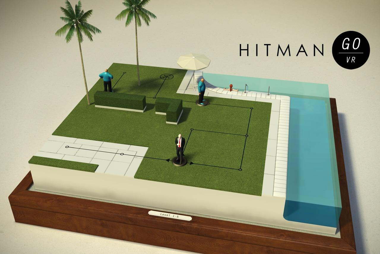 Hitman: Go sbarca sulla realtà virtuale di Gear VR
