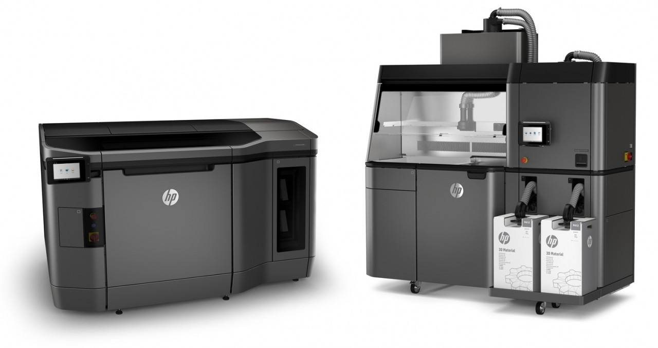 hp stampa 3d industriale