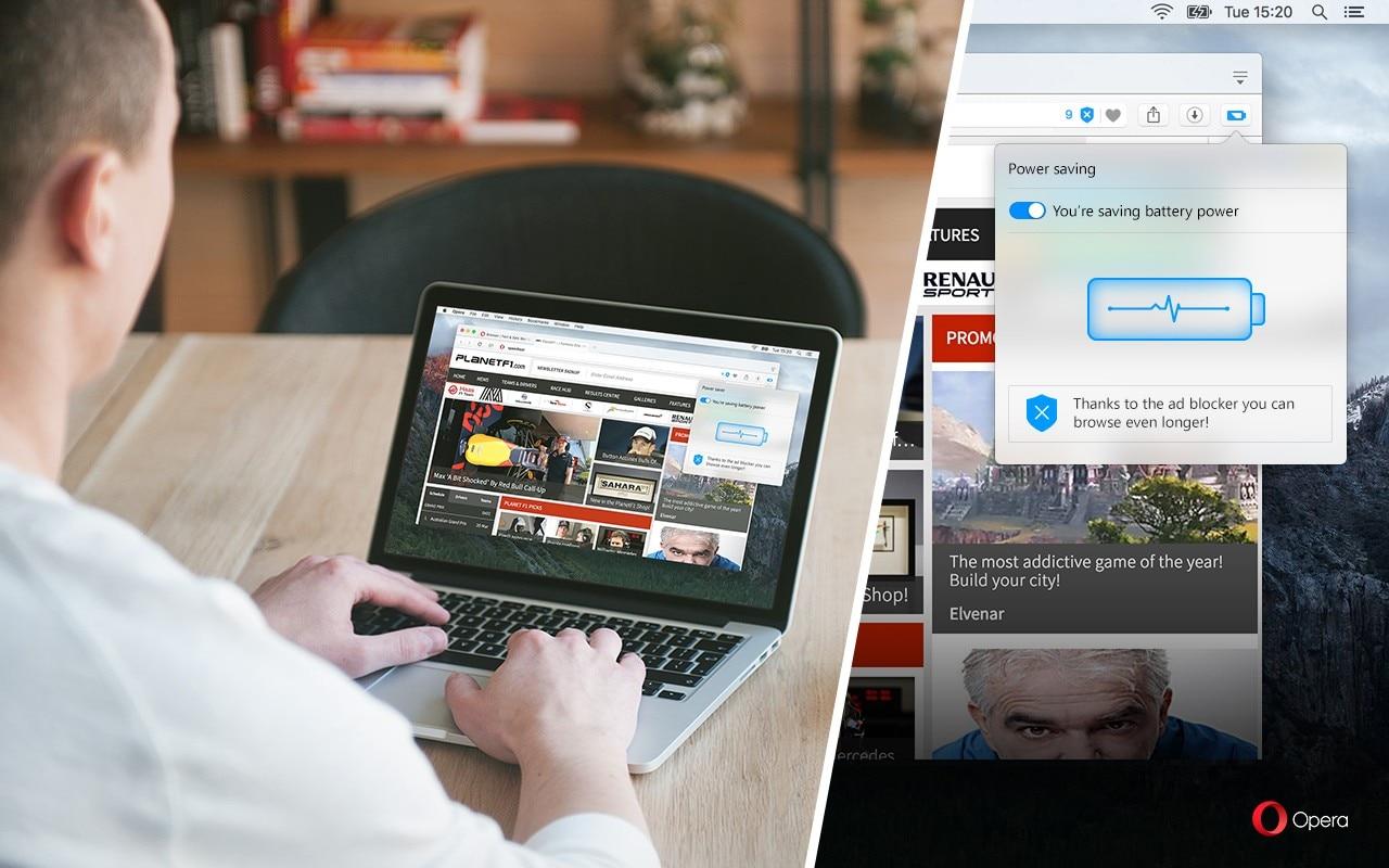 Opera risponde a Microsoft, e dichiara che il proprio browser è ancora più leggero di Edge