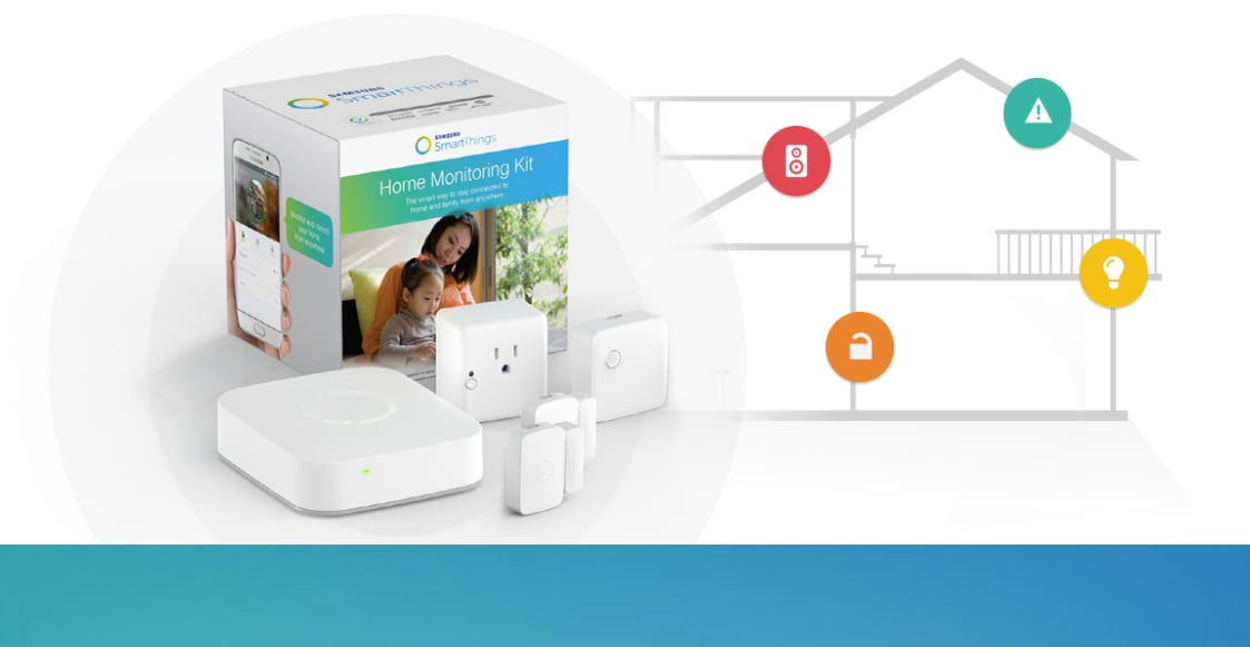 samsung smartthings falle sicurezza