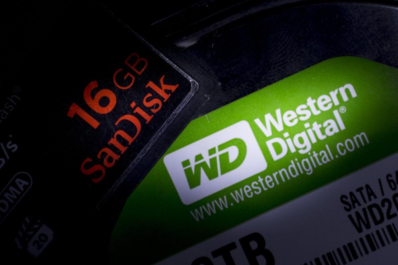 sandisk western digital