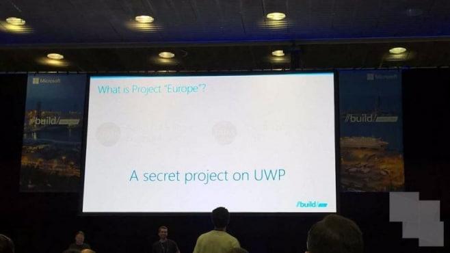 segreto uwp