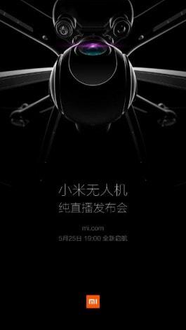 teaser Xiaomi-Mi-Drone