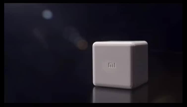 xiaomi magic cube smart controller