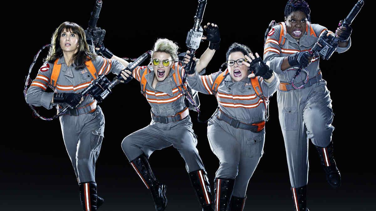 Sony pianifica un Ghostbusters Cinematic Universe