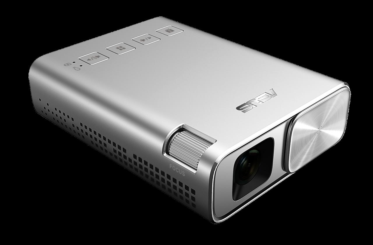 ZenBeam E1, il nuovo videoproiettore palmare di Asus