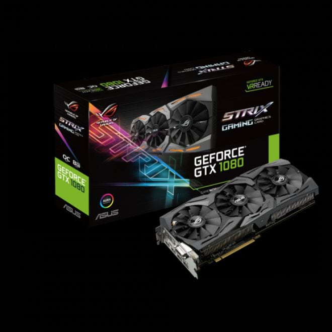 ASUS GeForce GTX 1080 e GTX 1070 Strix_1