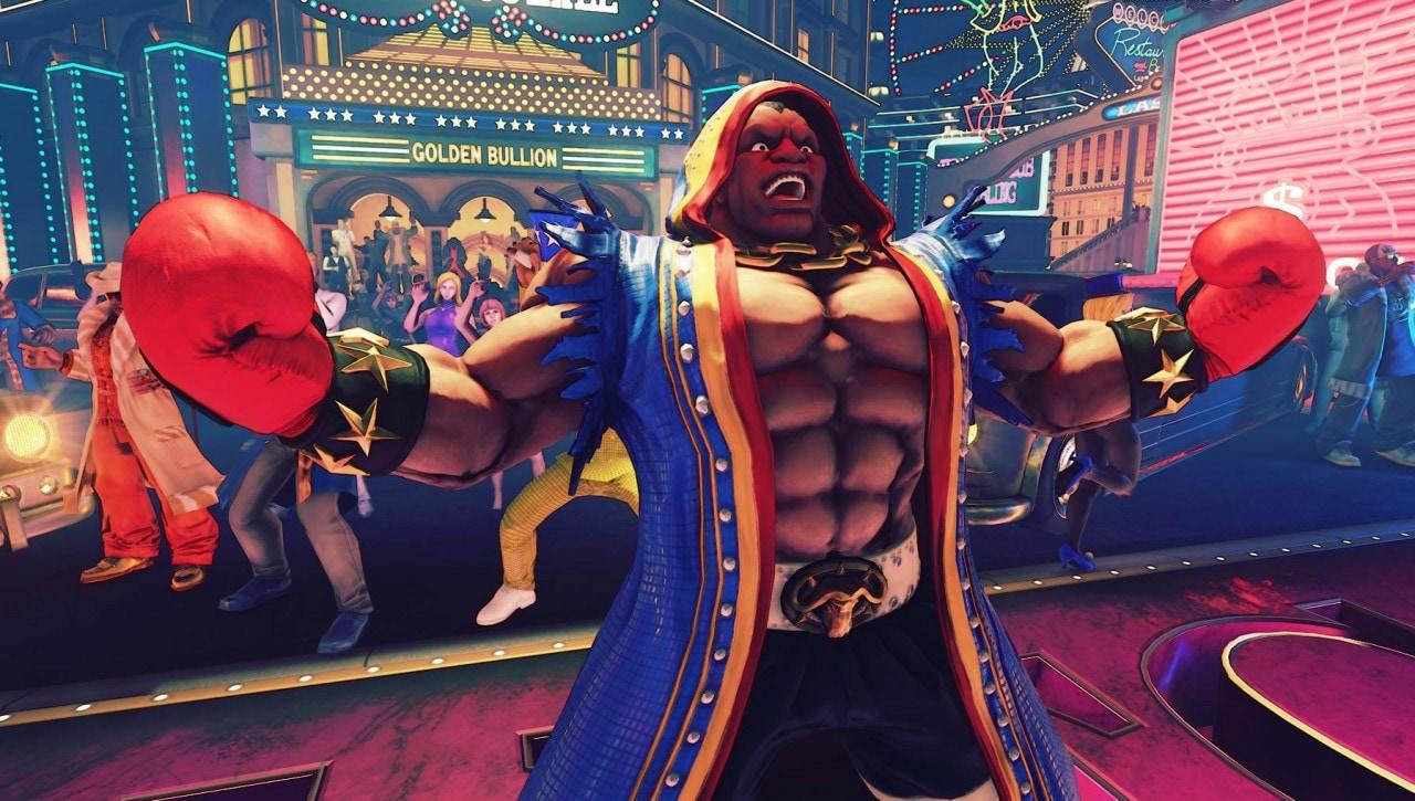 Tutte le novità dell'ultimo aggiornamento di Street Fighter V (video)