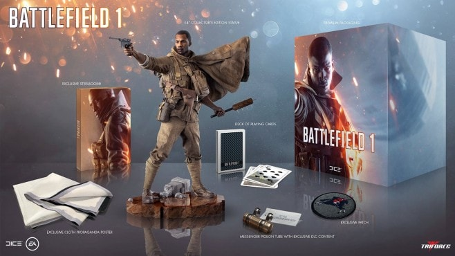 Battlefield 1 Collector's Edition HD