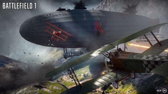 Battlefield 1 - Screenshot - 1