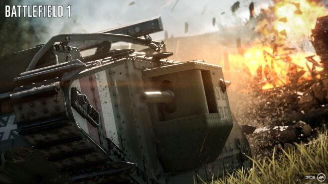 Battlefield 1 - Screenshot - 2