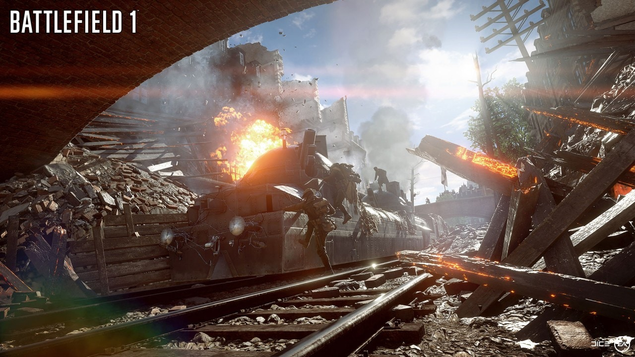 Battlefield 1 - Screenshot - 3