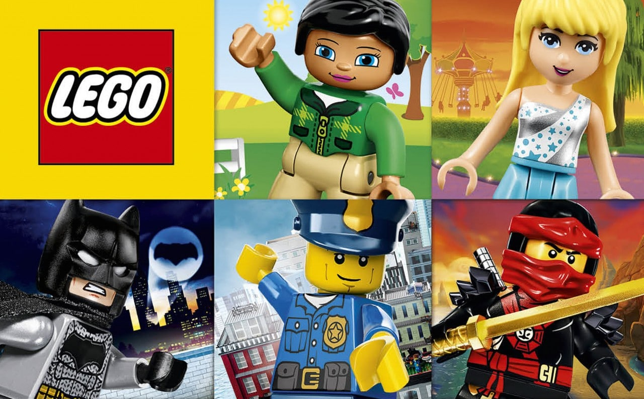Catalogo LEGO estate 2016