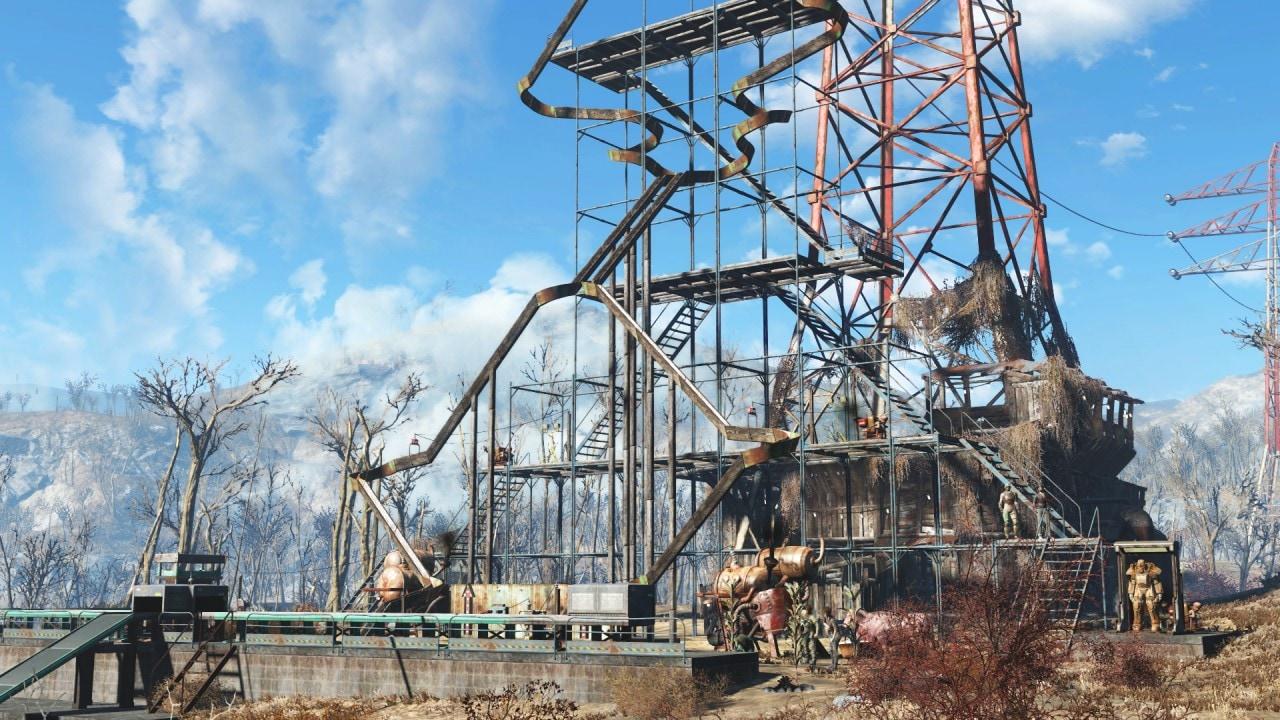 Il DLC Contraptions Workshop per Fallout 4 è disponibile, e costa solo 4,99€ (video)