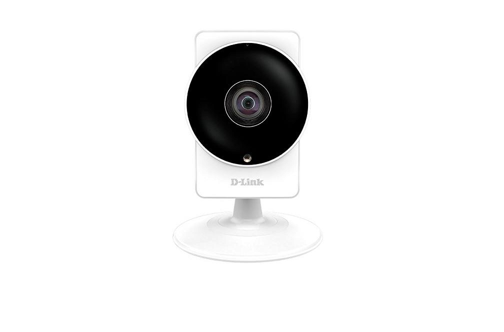 D-Link DCS-8200LH: la videosorveglianza ci vede a 180°, anche senza fili (foto)