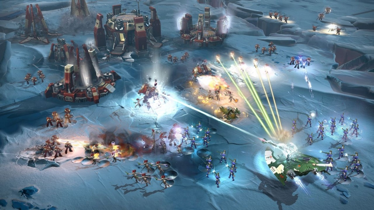 Come funziona il multiplayer di Warhammer 40.000: Dawn of War III? (video)