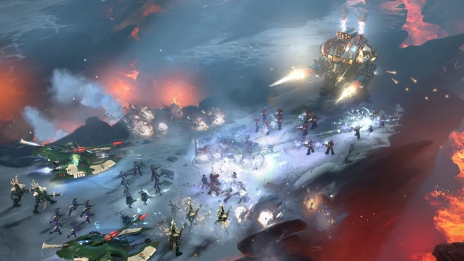 Dawn of War III nuovi screenshot - 5