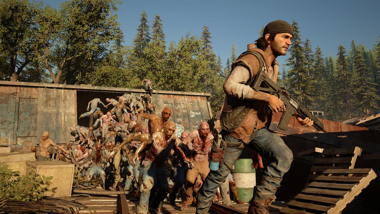 Days Gone: un nuovo gameplay trailer ci mostra le varie tipologie degli zombie da affrontare