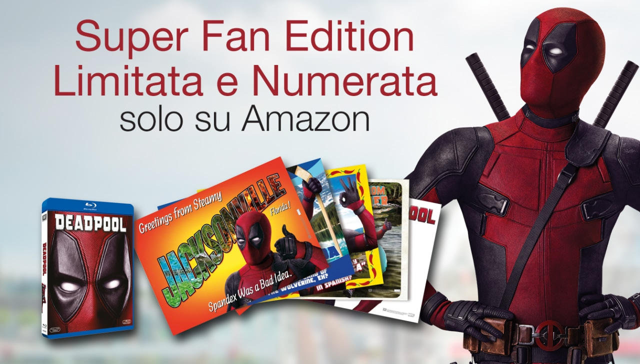 Deadpool Amazon