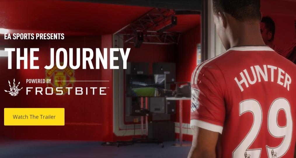 """FIFA 17 avrà una modalità storia intitolata """"Il Viaggio"""" (video)"""