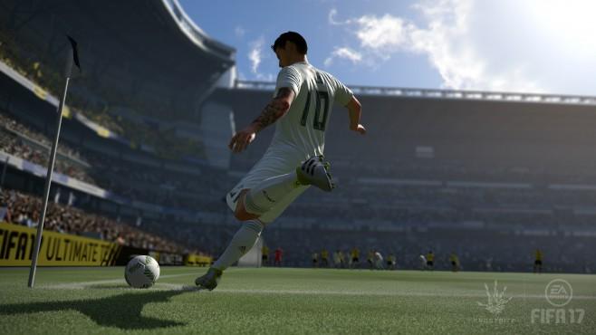 FIFA 17 - Screenshot - 1
