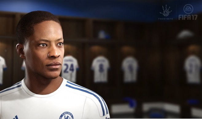 FIFA 17 - Story Mode Screenshot - 1