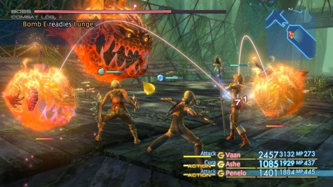 FINAL FANTASY XII Screenshot - 4