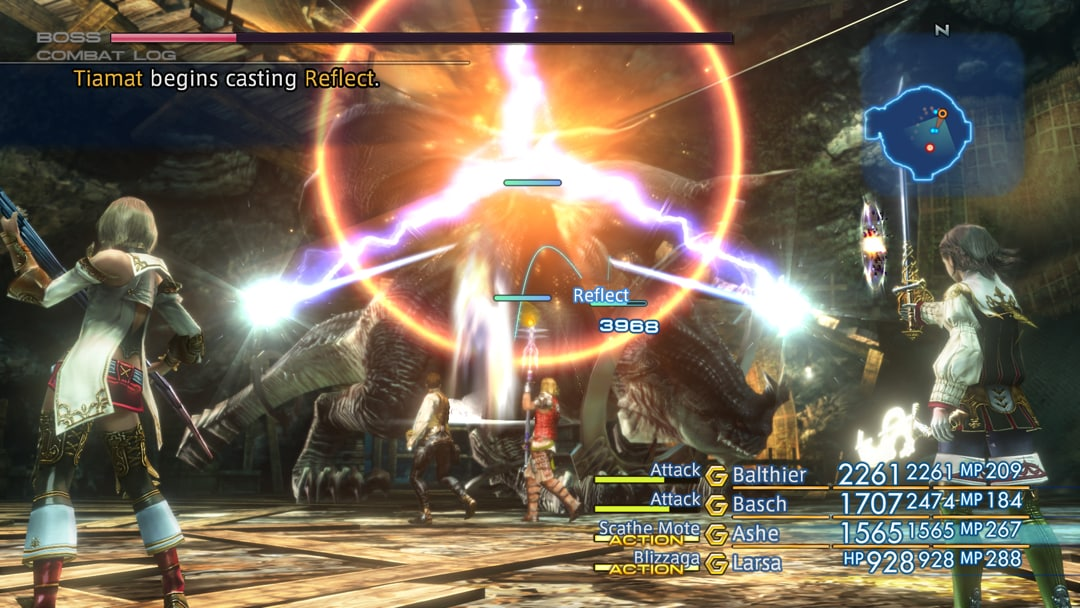 FINAL FANTASY XII Screenshot - 6
