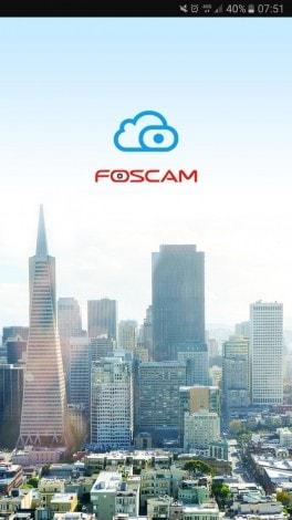 Foscam C1 screenshot - 1
