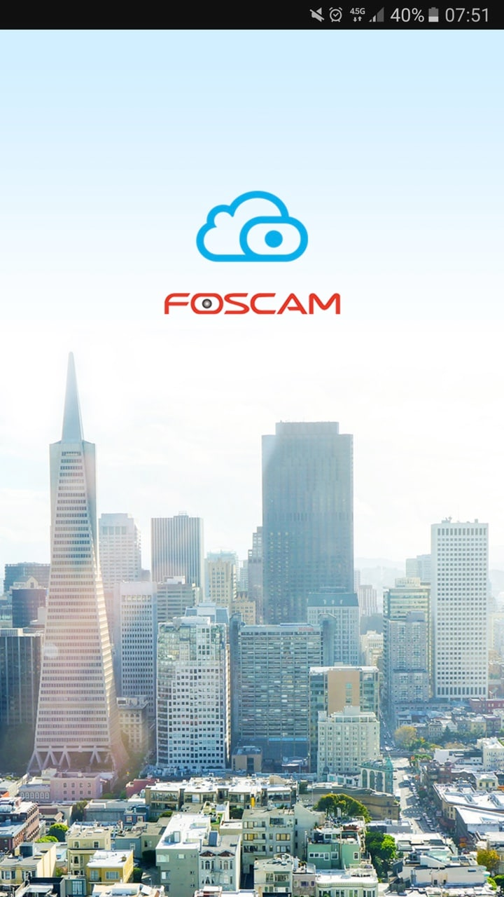 Foscam C1 screenshot – 1