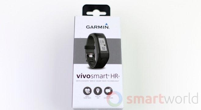 Garmin Vivosmart HR+ - 1