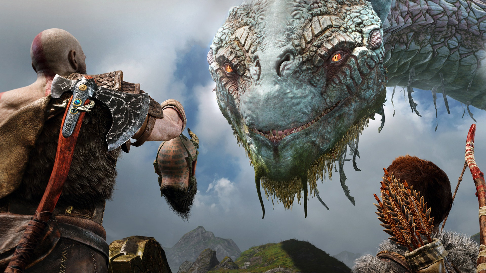 God of War 2018 – Nuovi screenshot (8)