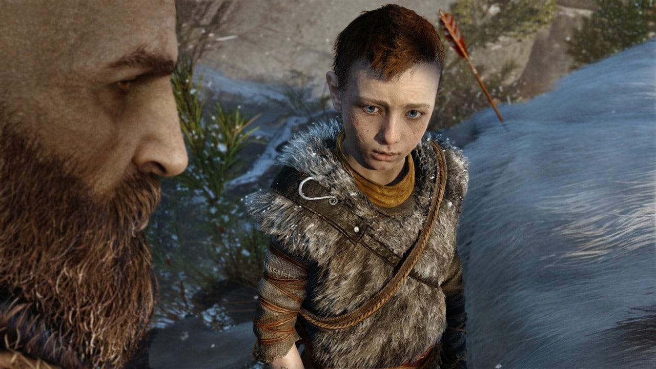 God of War E3 2016 - 1