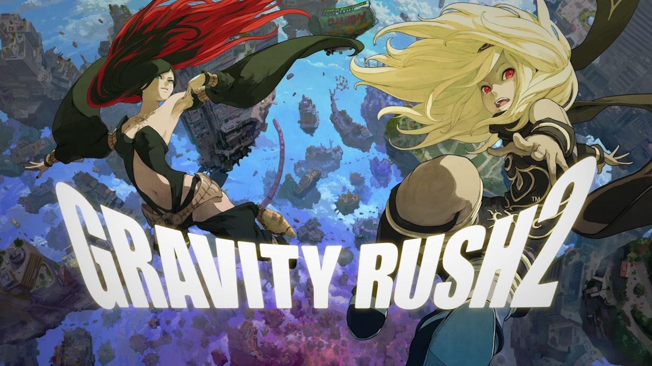 Gravity Rush 2 Copertina