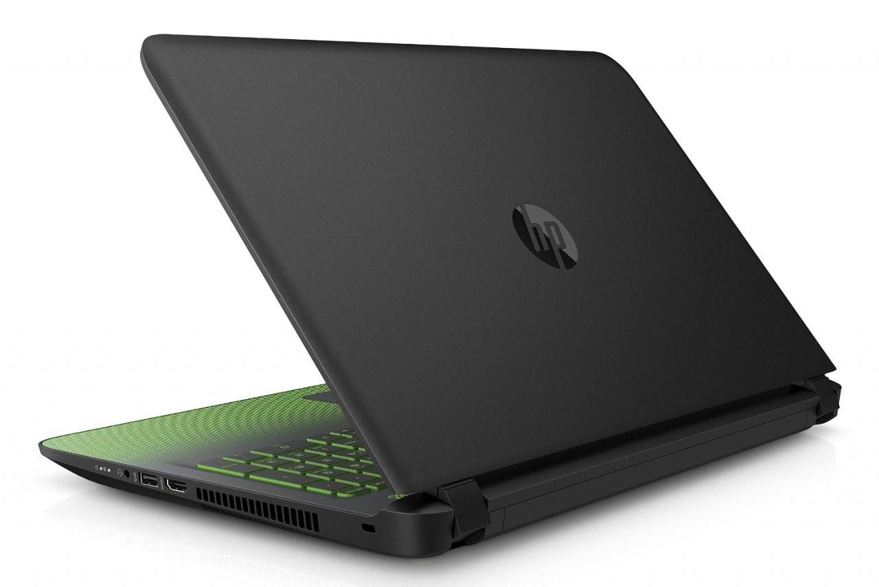 HP Pavilion Gaming con IPS full HD, Intel Core i7 e GTX 950M in offerta su Amazon
