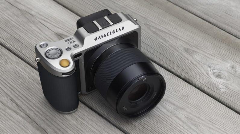 Hasselblad X1D mirrorless medio formato_1