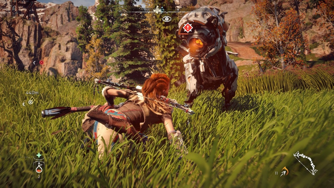 Horizon Zero Dawn E3 2016 - 6