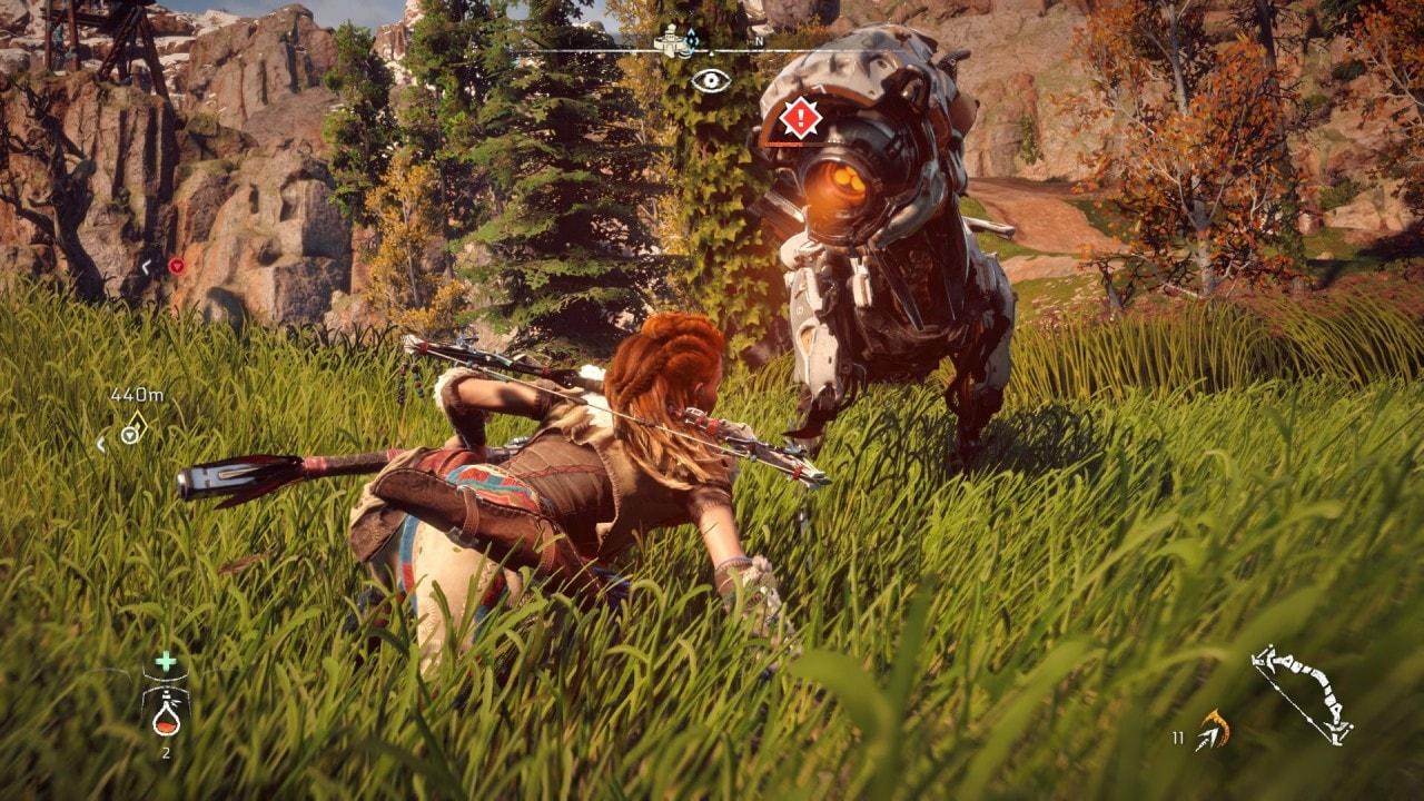 Horizon Zero Dawn E3 2016 - 6
