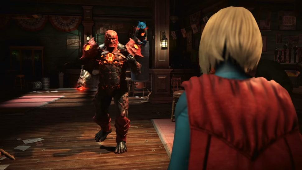 Più di 60 minuti di gameplay per Injustice 2! (video)
