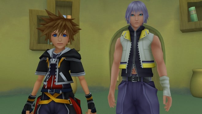 KINGDOM HEARTS HD 2.8 Final Chapter Prologue - 4