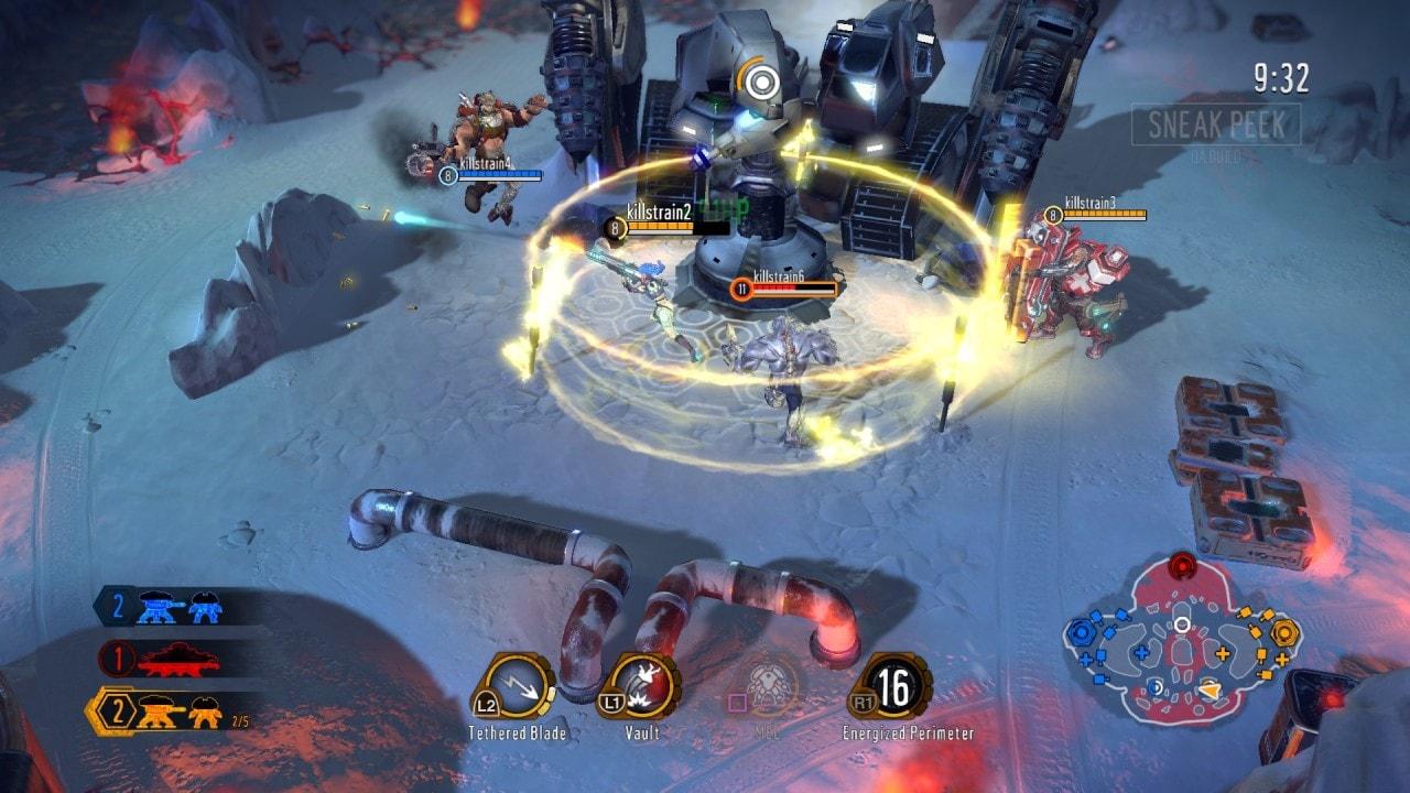 Kill Strain è un interessante twin-stick MOBA in arrivo a luglio su PlayStation 4
