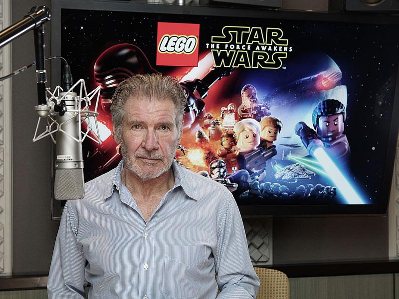 LEGO Star Wars Il Risveglio della Forza Harrison