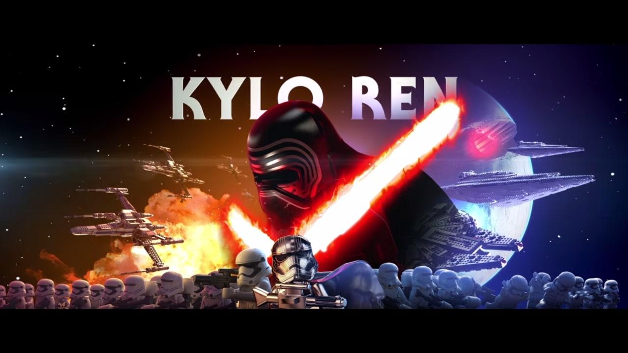 LEGO Star Wars Il Risveglio della Forza Kylo ren