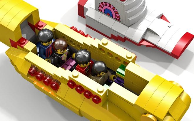 LEGO The Beatles - 3